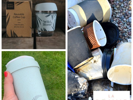 Over 99.75% of #disposable coffee cups are not recycled!