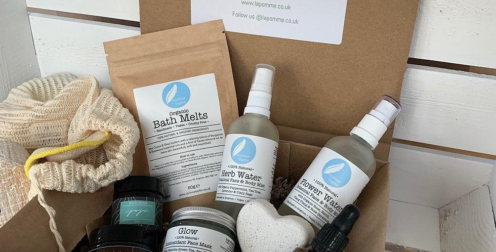 Self Love Natural Beauty Box - Saving of £26