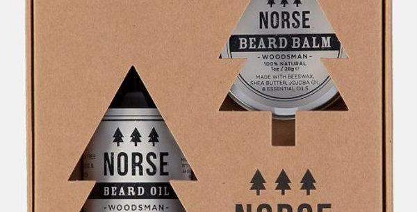 Norse Beard Bundle -Woodsman
