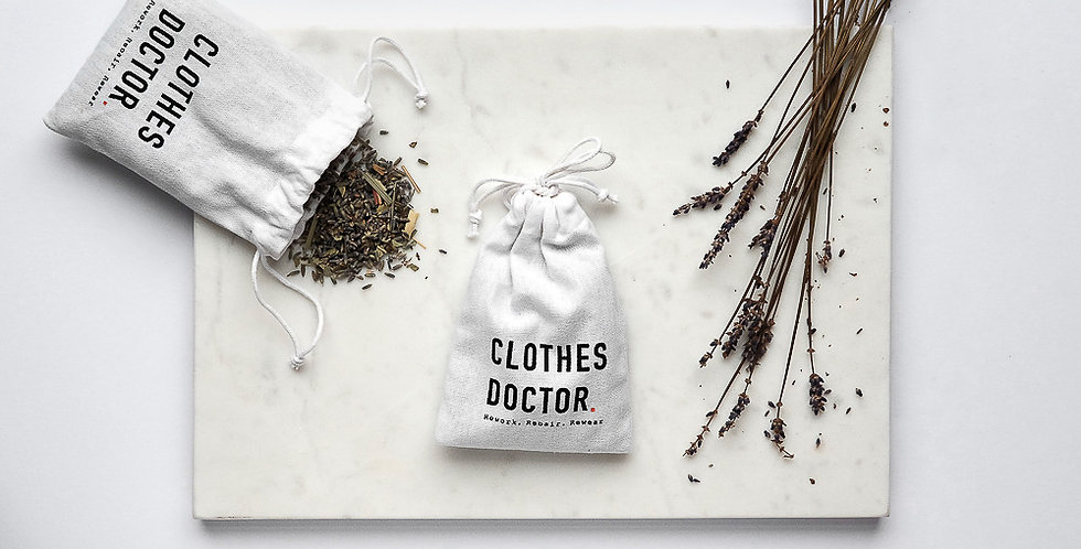 100% Cotton Natural Fragrance Bags