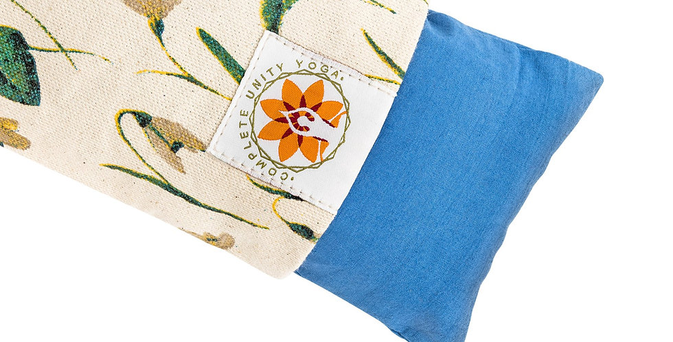 Relaxation Eye Pillow + Carry Case – Meadow Of Enlightenment
