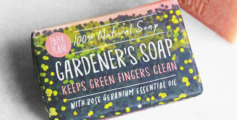 100% Natural Vegan Gardener's Soap