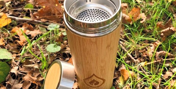 Sweet Bamboo Flask/Bottle