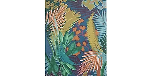 Yoga Mat Kew Tropics - Eco Friendly
