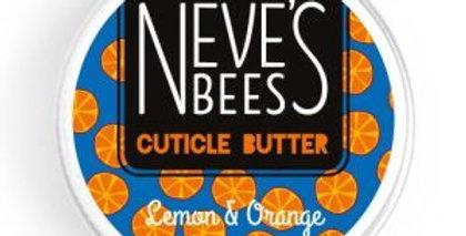 Neve's Bees Lemon & Orange Cuticle Butter