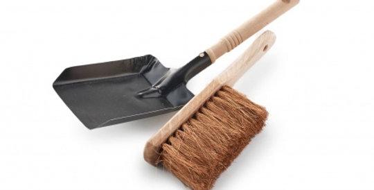 Dust Pan & Brush FSC 100%
