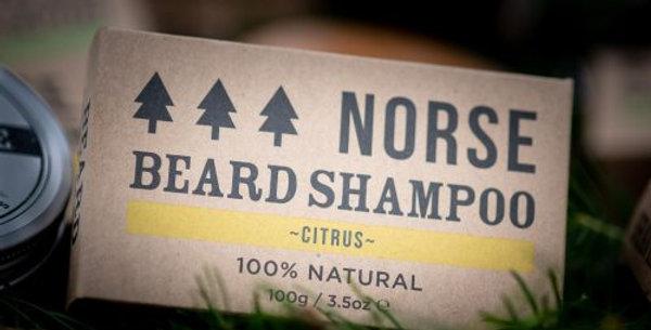 Beard Shampoo – Citrus