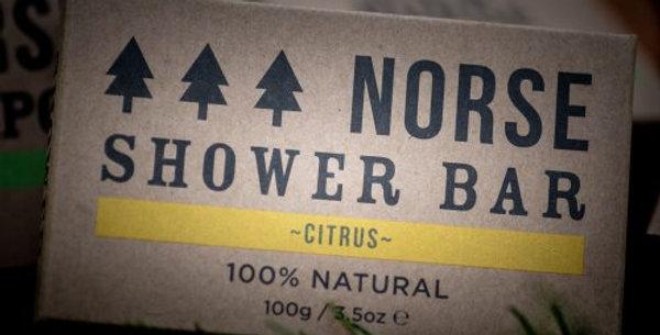 Shower Bar – Citrus Plastic Free