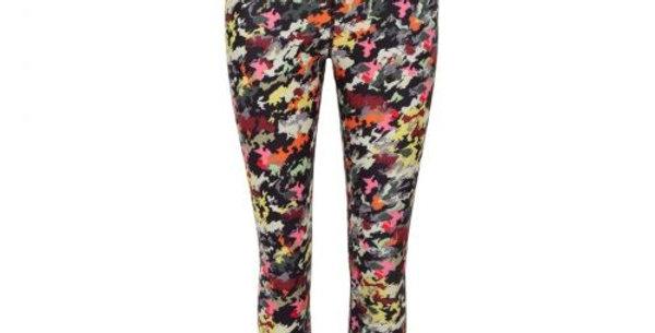 Fall-en In Love Eco-Friendly Yoga Pants