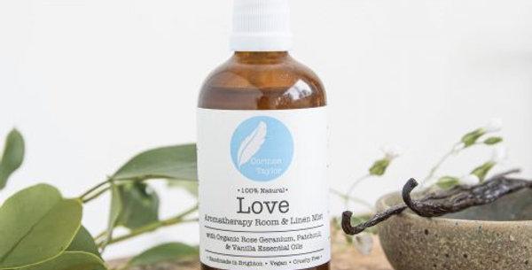 Love Aromatherapy Room & Linen Mist