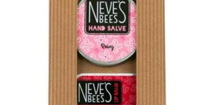 Neve's Bees Everything Looks Rosey Gift Box