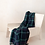 Thumbnail: Recycled Wool Knee Blanket in MacKenzie Tartan