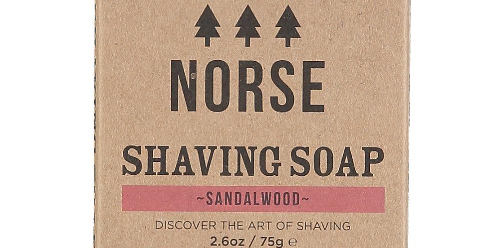 Shaving Soap – Sandalwood Plastic Free