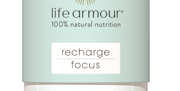 life armour® recharge focus