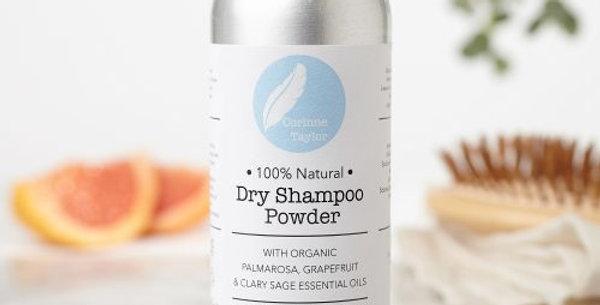 Dry Shampoo Powder 100% Natural and Organic