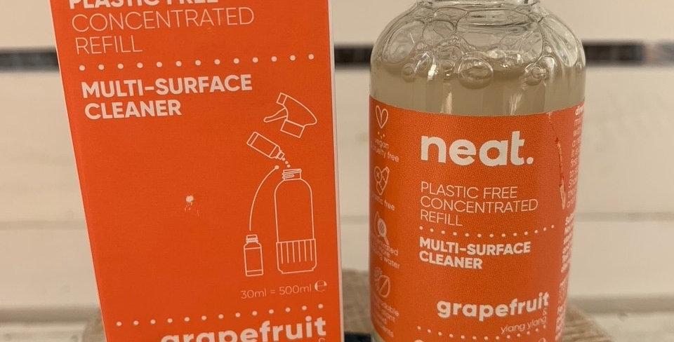 neat. Concentrated Refill. Grapefruit & Ylang Ylang