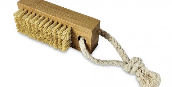 Rugged Nature Bamboo and Sisal Nail Brush