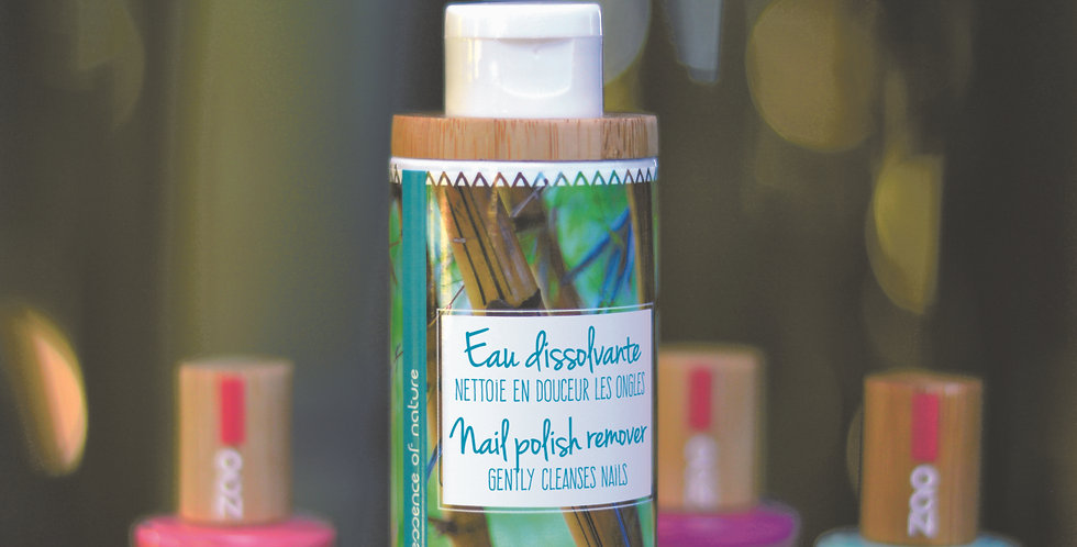 Nailpolish Remover - Cruelty Free, Acetone Free and Vegan