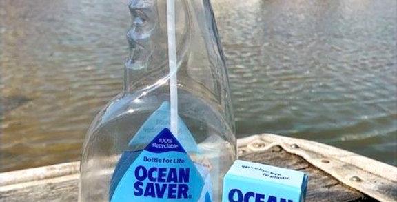 OceanSaver Bottle For Life