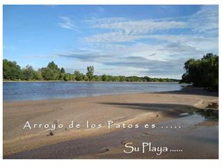 Arroyo de los Patos, el ingrediente de paz de Traslasierra