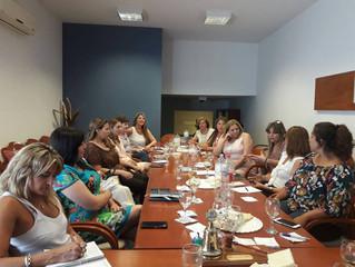 Reunión Comisión de Mujeres FEDECOM- 28 de diciembre Sede FEDECOM - Córdoba