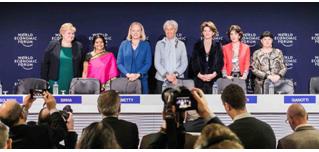 Por primera vez siete mujeres lideraron una cumbre históricamente machista.