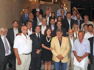 Fedecom presente en el Encuentro Regional del Foro de Entidades Empresarias de la Región Centro