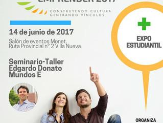 3º Foro Regional - Emprender 2017