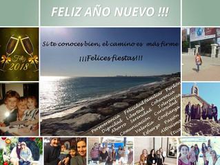 FELIZ AÑO PARA TODOS !!!