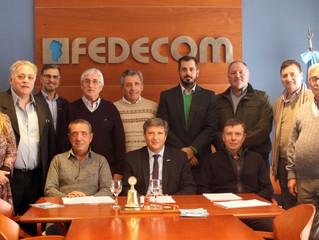 2º Encuentro Empresario Provincial 2018 organizado por Fedecom