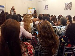 Escuela de Formación Política y Social para mujeres en el Consejo Provincial