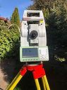 Leica TS16 mérőállomás