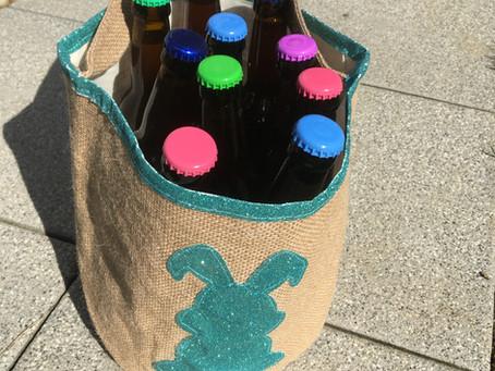 Bunny-Tasche für Ostern