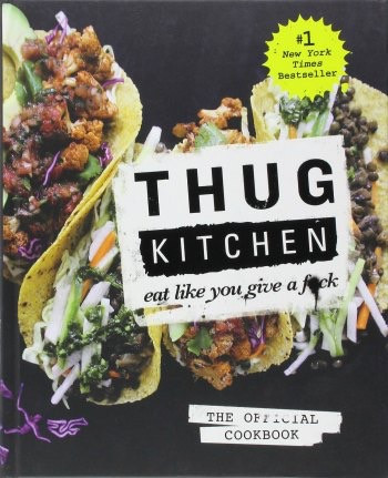 Example of swearing in marketing from Thug Kitchen