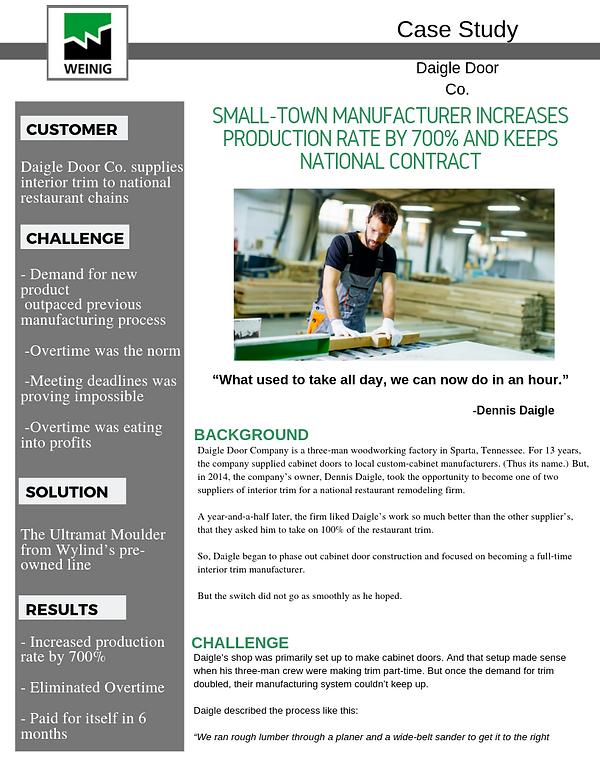 Construction-Technology Marketing Case Study