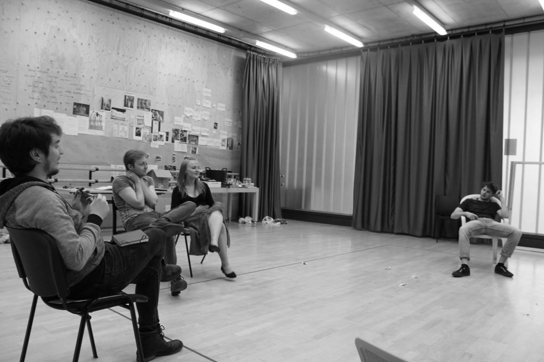 Woyzeck Rehearsal 6