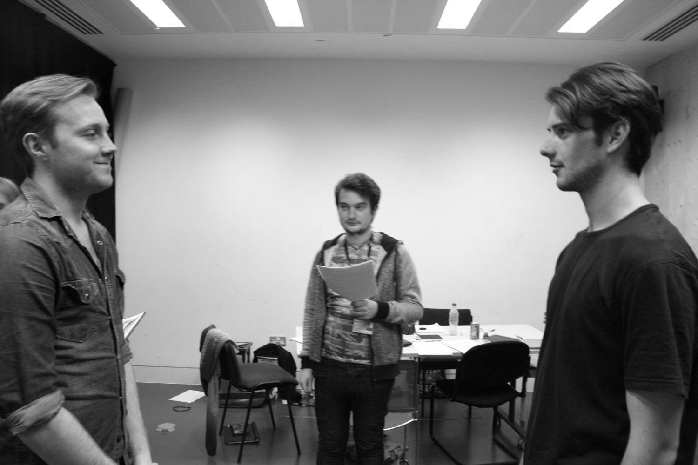 Woyzeck Rehearsal 2