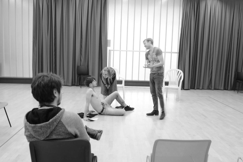 Woyzeck Rehearsal 5