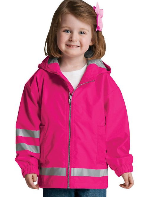 Toddler Charles River Rain Jacket