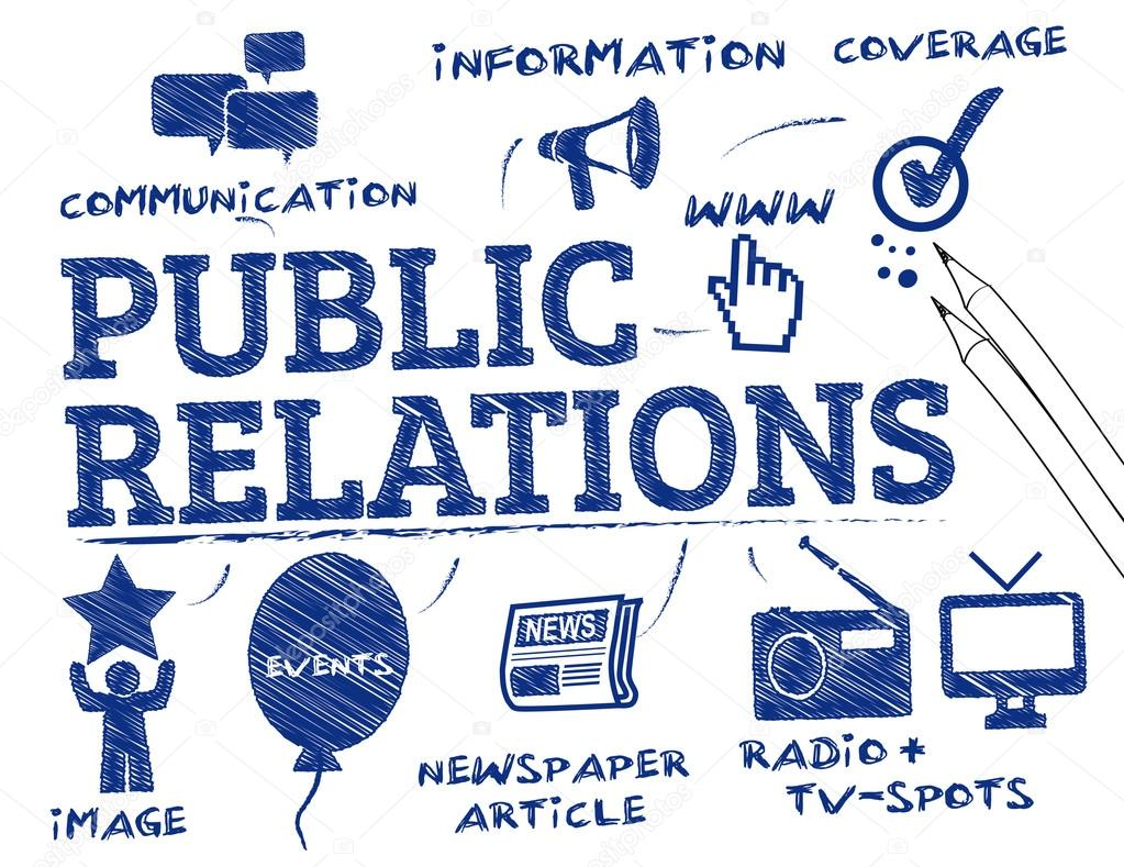 Different forms that are used for public relations