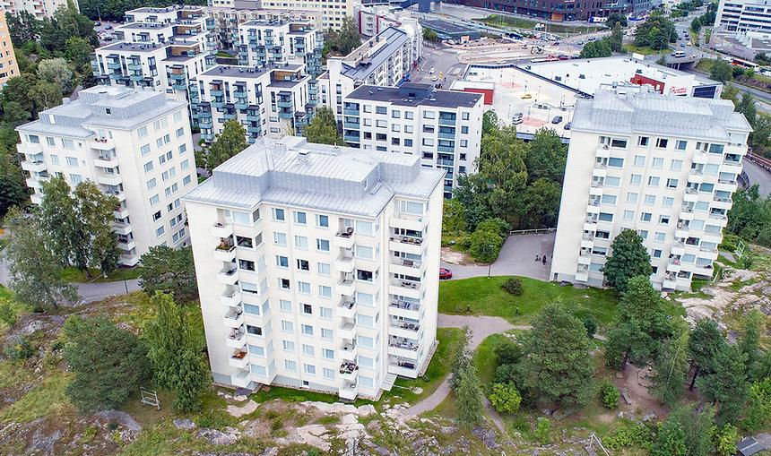 Hiihtäjäntie 7, Helsinki