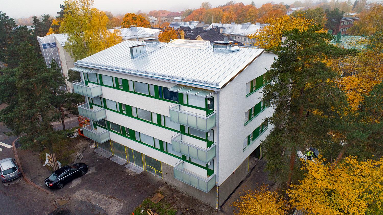Kylätie 2, Helsinki