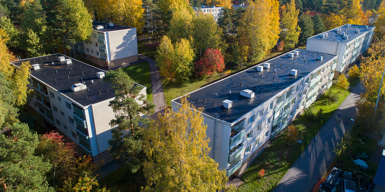 Saanatunturintie 13, Helsinki