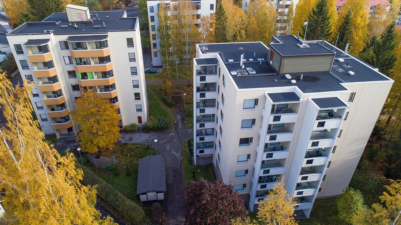 Jampankaari 7 ja 9, Järvenpää