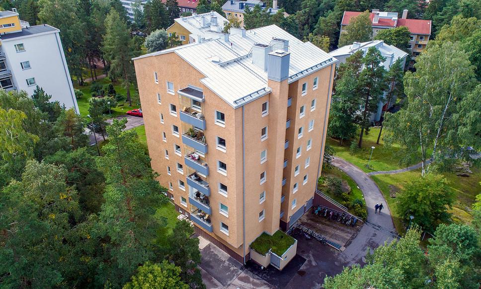 Simsiönkuja 4, Helsinki