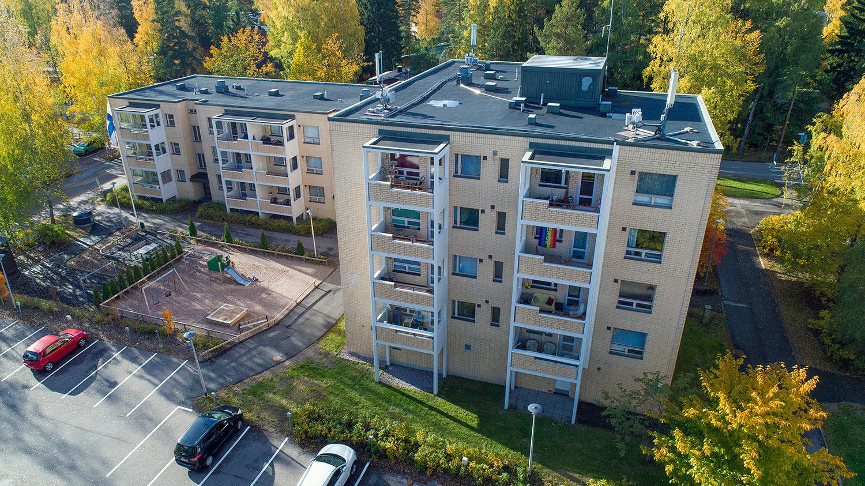 Orapihlajanpolku 7, Vantaa