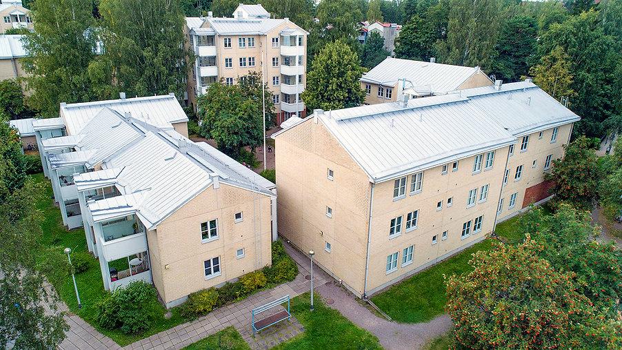Aarteenetsijänkuja 10, Helsinki