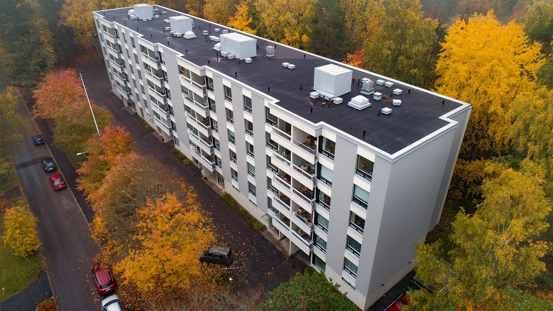 Rakentajantie 2, Helsinki
