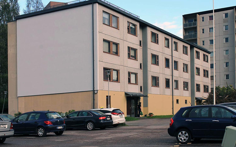 Levyrappaus Vantaa