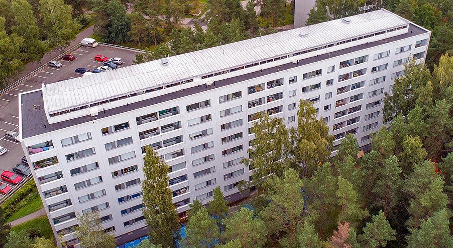 Kaarikuja 4, Helsinki